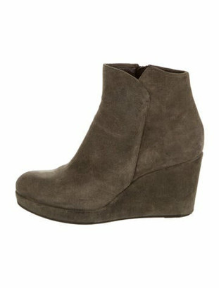 Coclico Leather Boots Grey