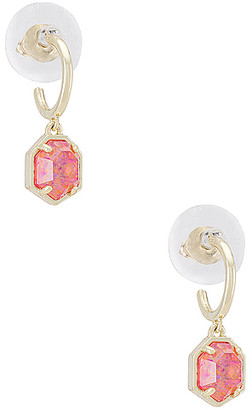 Kendra Scott Tomon Huggie Earring