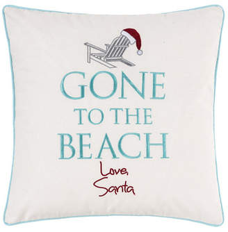 C&F Home C & F Home Gone to the Beach Pillow