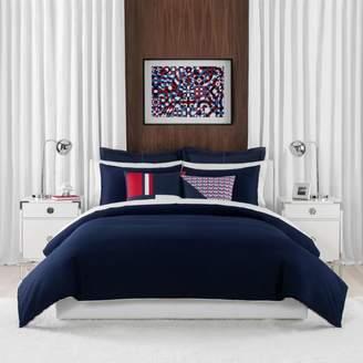 Tommy Hilfiger Classic Pique Comforter Set, Twin