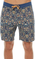 The Critical Slide Society Mushpit Mens Boardshort Blue