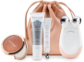 NuFace Shimmer All Night Trinity 5-Piece Skincare Set