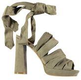 Jeffrey Campbell Womens Chablis Heeled Sandals Summer Casual Platform Shoes