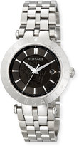 Versace Men's V Race 42mm Stainless Steel Bracelet Watch