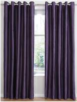 Very Waterfall Textured Eyelet Curtains