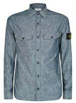 Stone Island Washed Look Shirt