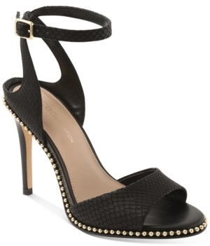 BCBGeneration Jaxina Two-Piece Studded Sandals Women's Shoes