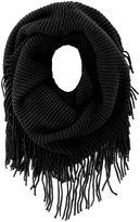 Shiraleah Adrienne Infinity Scarf - Black