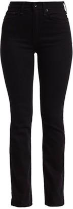 Rag & Bone Nina High-Rise Bootcut Jeans