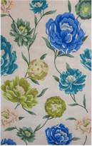 "Kas Catalina Floral Oasis 3'3"" x 5'3"" Area Rug"