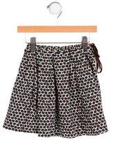 Bonpoint Girls' Printed Skirt