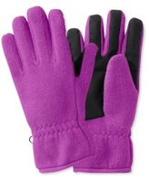 L.L. Bean Kids' Trail Model Fleece Gloves