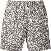 Loro Piana printed swimming shorts