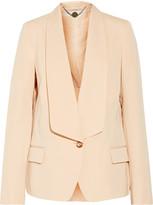 Stella McCartney Lydia cotton and silk-blend blazer
