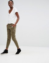 Only Ankle Grazer Cargo Trousers