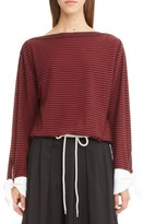 Chloé Women's Micro Stripe Top