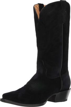 Roper Women's Velvet Fashion Boot Brown 9.5 D US