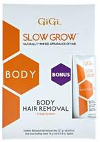 GiGi Slow Grow Two-Step Body Hair Removal System