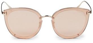 Tom Ford 64MM Round Sunglasses