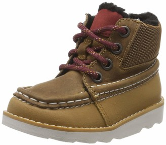 Clarks Crown Spirit T Boys Ankle Boots