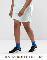 Puma Plus Retro Mesh Shorts In Blue Exclusive To Asos 57590108