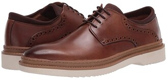 Steve Madden Daryll Oxford (Tan Leather) Men's Shoes