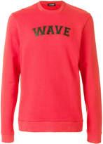 Raf Simons Wave sweater