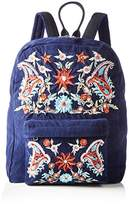 Pieces Pcjessica Backpack, Women's Backpack Handbag, Blau (Navy Blazer), 13x36x28 cm (B x H T)