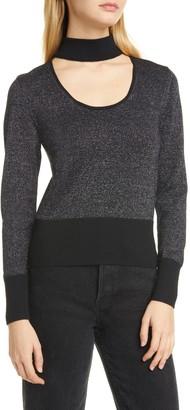 Kate Spade Metallic Sweater
