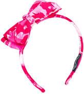 Oscar De La Renta Kids Mikado roses headband