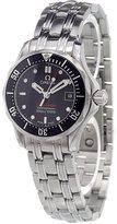 Omega 'Seamaster Professional' analog watch