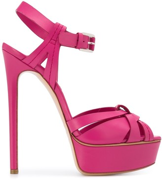 Casadei Blade stiletto sandals
