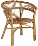 Pier 1 Imports Bahasa Natural Wicker Stacking Chair