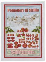 """Sur La Table Vintage Pomodori Kitchen Towel, 28"""" x 20"""""""