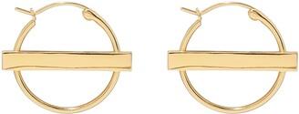 Gorjana Harper Hoop Earrings