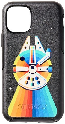 Disney Millennium Falcon Rainbow iPhone 11 Pro Case by OtterBox Star Wars