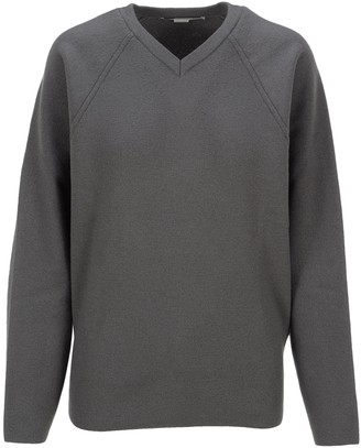 Stella McCartney Oversized V-Neck Sweater