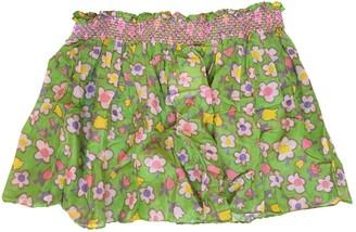 Moschino Green Cotton Swimwear for Women