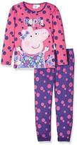 Peppa Pig Girl's Peppa Headbow Pyjama Sets