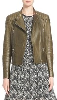 Belstaff 'Sidney' Leather Moto Jacket