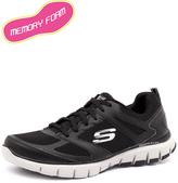 Skechers Men's Skech Flex Power Alley Black/Grey