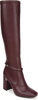 Franco Sarto Roxanne Tall Stretch Boots Women Shoes