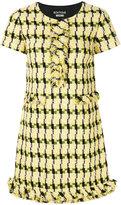 Moschino shortsleeved tweed dress - women - Cotton/Acrylic/Polyamide/other fibers - 38