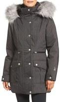 Spyder Women's Arctyc Faux Fur Trim Jacket