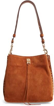 Rebecca Minkoff Darren Suede Shoulder Bag