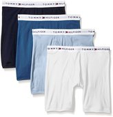 Tommy Hilfiger Men's 4-Pack Cotton Boxer Brief
