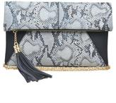Urban Expressions Black Cypress Clutch