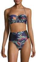 We Are Handsome High Waisted Cupped Bikini Set