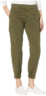 Sanctuary Commander Cargo (Army Green) Women's Casual Pants