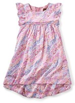 Tea Collection Toddler Girl's Red Mallee Dress